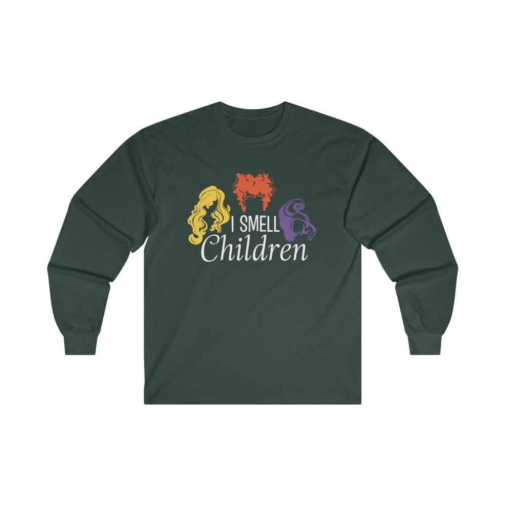 Smell Children Long Sleeve Tee