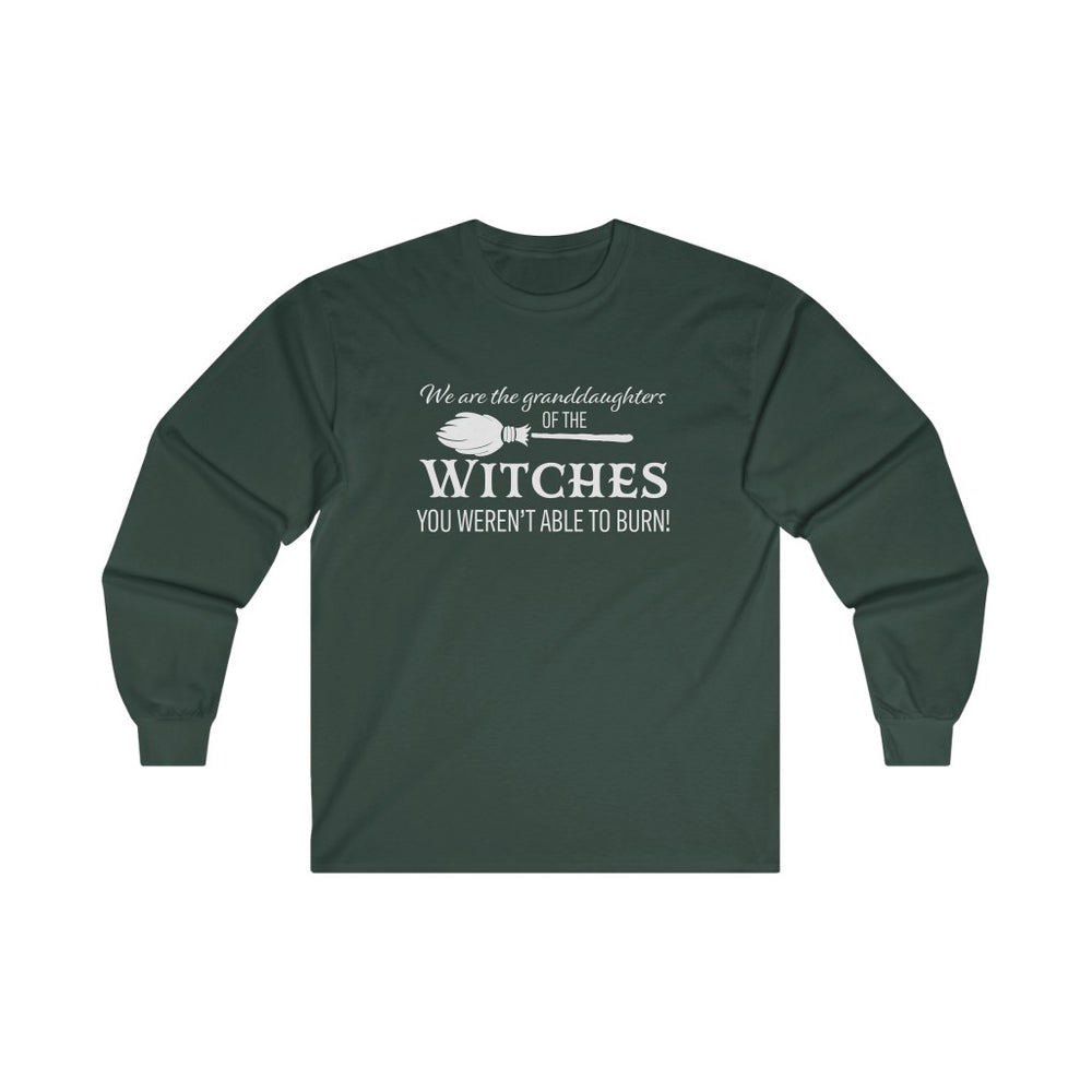 Witches Burn Long Sleeve Tee