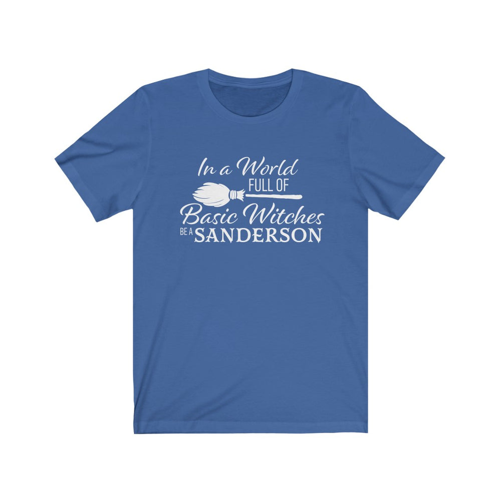 Sanderson Witches Short Sleeve Tee