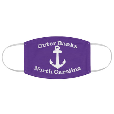 Outer Banks Fabric Face Mask