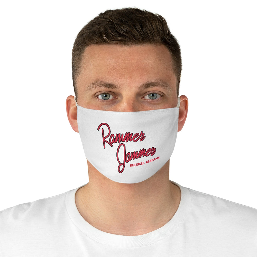 Rammer Jammer Fabric Face Mask
