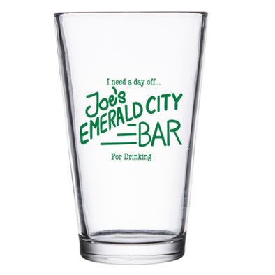 Joe's Bar Glass - FandomFix.com