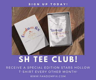 ONE TIME SH TEE CLUB!