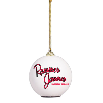 Rammer Jammer Lighted Ornament