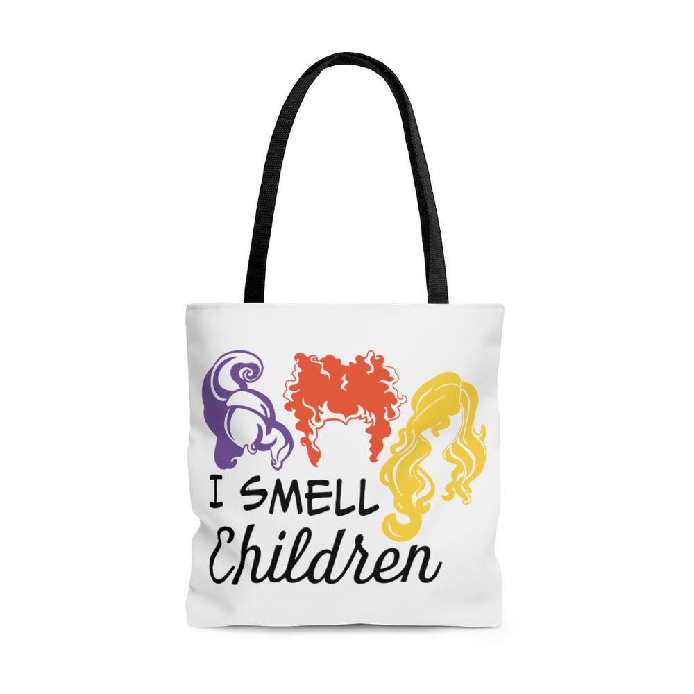 Smell Children Tote Bag