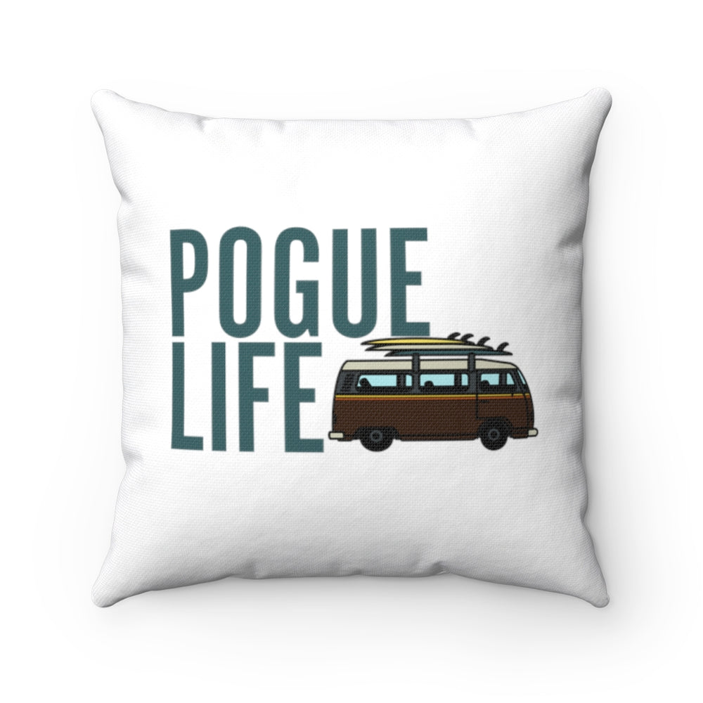 Pogue Life Spun Polyester Square Pillow - FandomFix.com