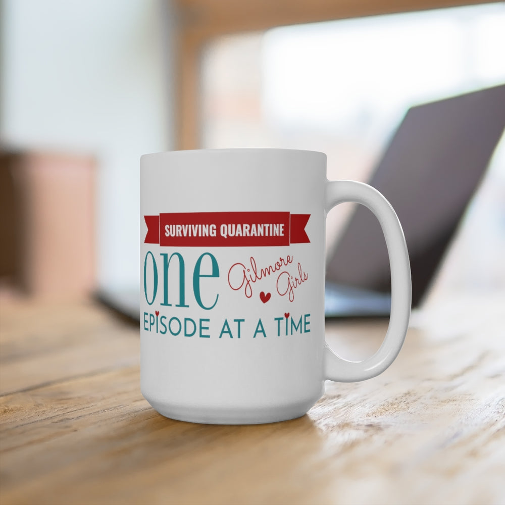 One Episode at a Time Mug 15oz