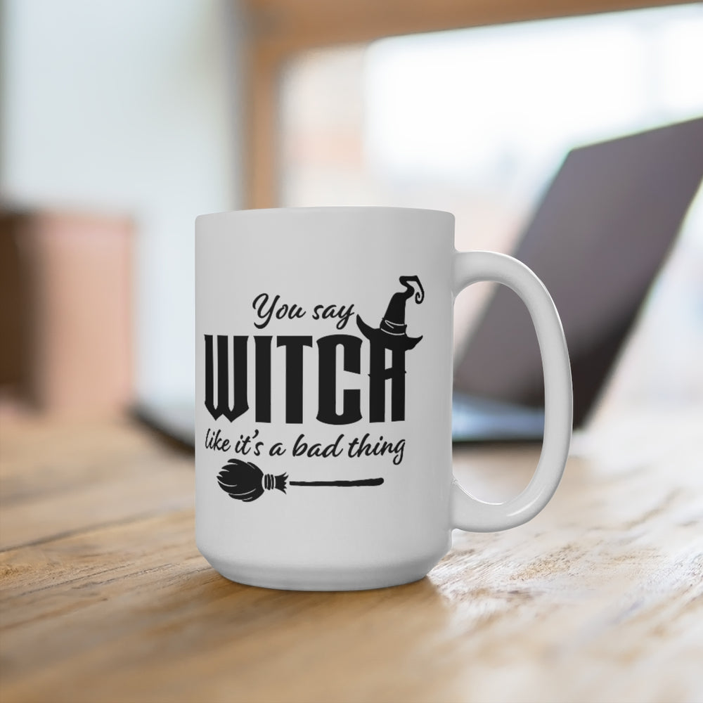 Witch Mug 15oz