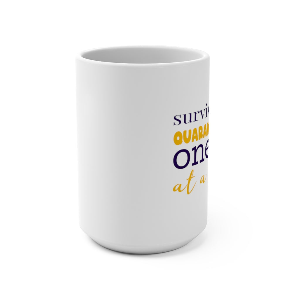 One Sip at a Time Mug 15oz