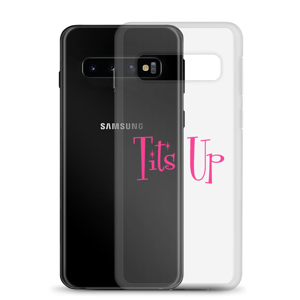 Tit's Up Samsung Case