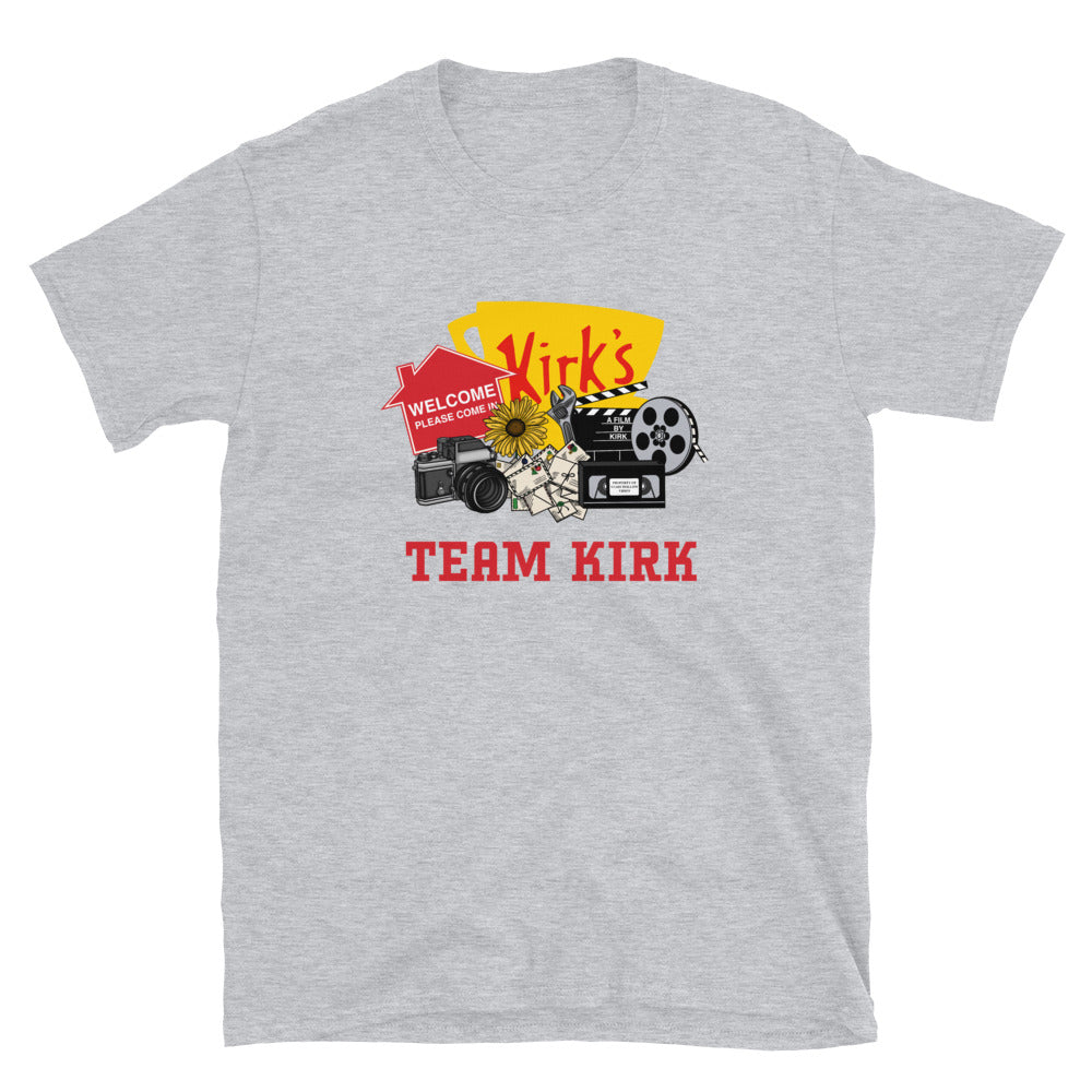 Team Kirk T-Shirt - FandomFix.com