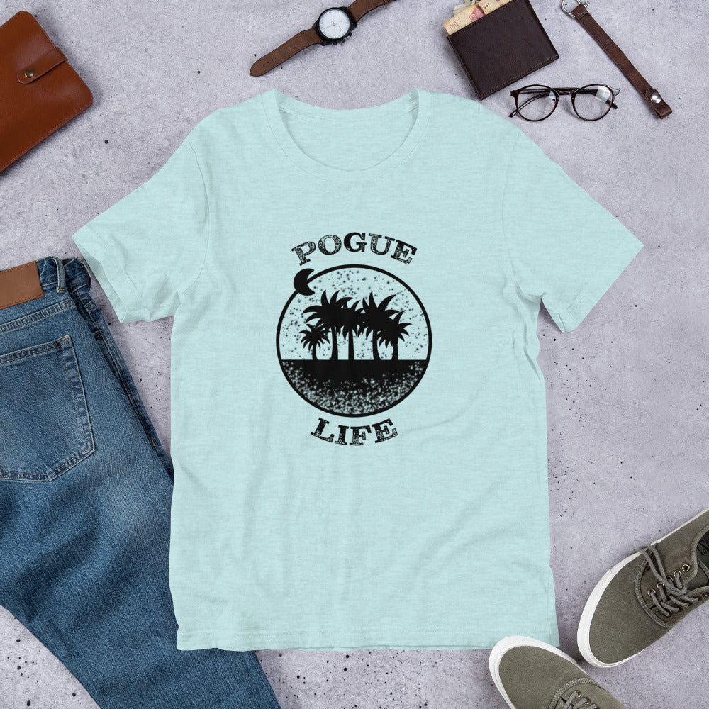 Pogue Life Bach Short-Sleeve Unisex T-Shirt - FandomFix.com