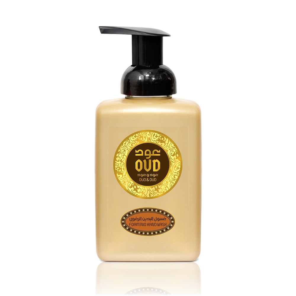 Oud & Oud Foaming Hand Wash