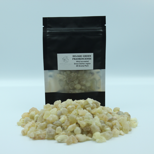 Hojari Green Frankincense