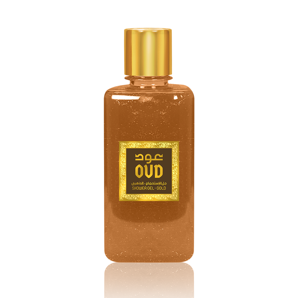 Oud Gold Shower Gel