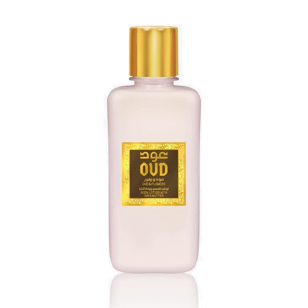 Oud & Flowers Body Lotion
