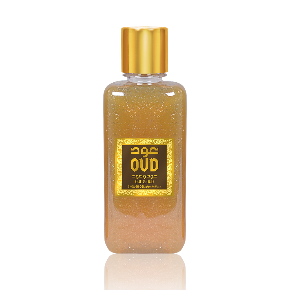 Oud & Oud Shower Gel
