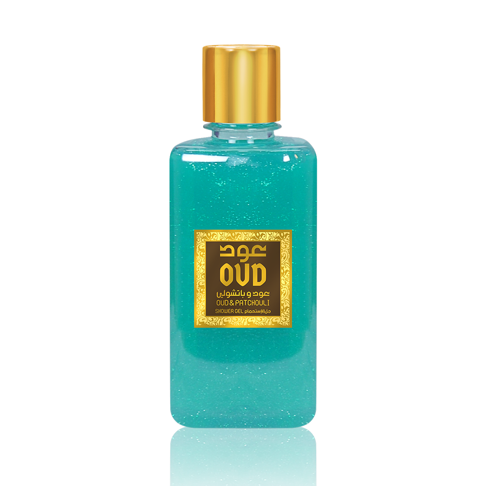 Oud & Patchouli Shower Gel