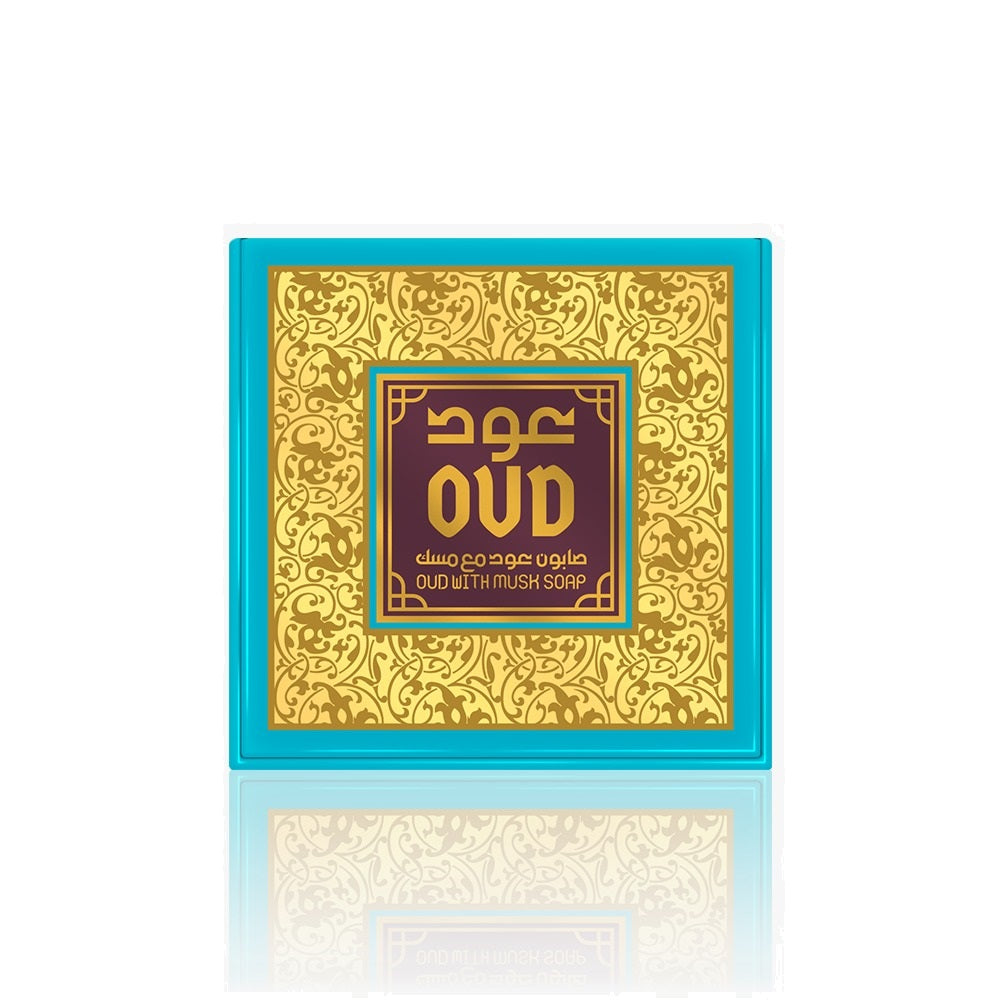 Oud & Musk Soap Bar