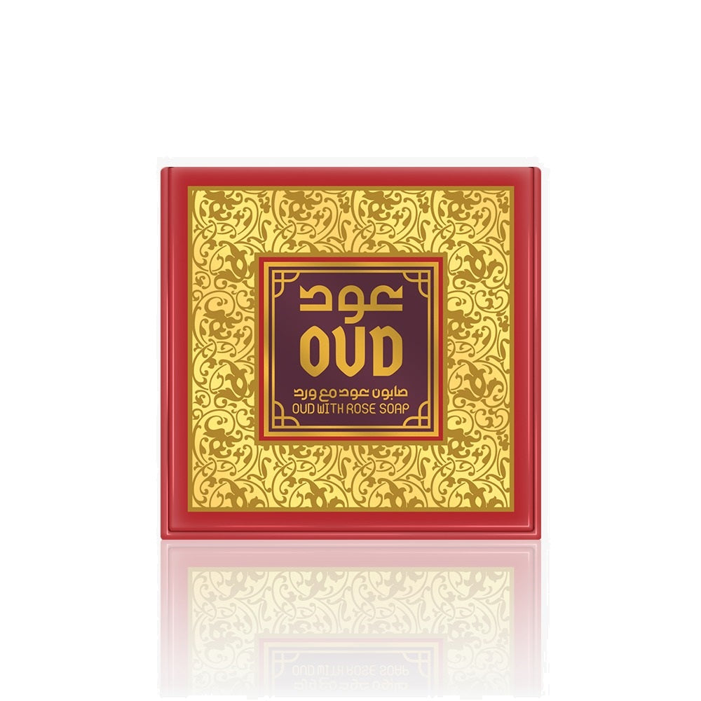 Oud & Rose Soap Bar