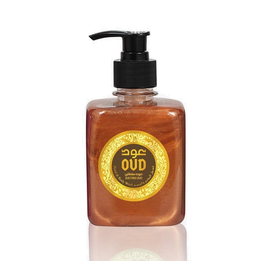 Oud Sultani Hand & Body Wash