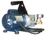 Portable Electric Hydrostatic Test Pump