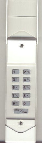 LINEAR WALL MOUNT DTKP WIRELESS KEYPAD