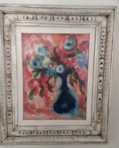 Barbara Wood original oil painting
