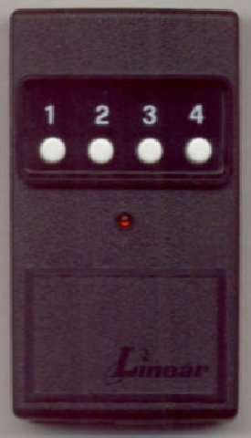 DELTA DT-3 + 1 FOUR BUTTON TRANSMITTER FOR DELTA 3 RECEIVERS.