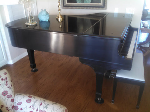 "1927 Stienway A3 6' 4"" Long Grand Piano"