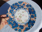 "Haviland Limoges ""Dammouse"" 10 inch Dinner Plates (12 plates)"