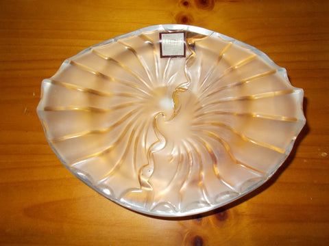 "Lalique of France ""Nancy"" Crystal Candy Bowl or Ash Tray"