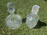 Waterford Crystal Decanters (two decanters)