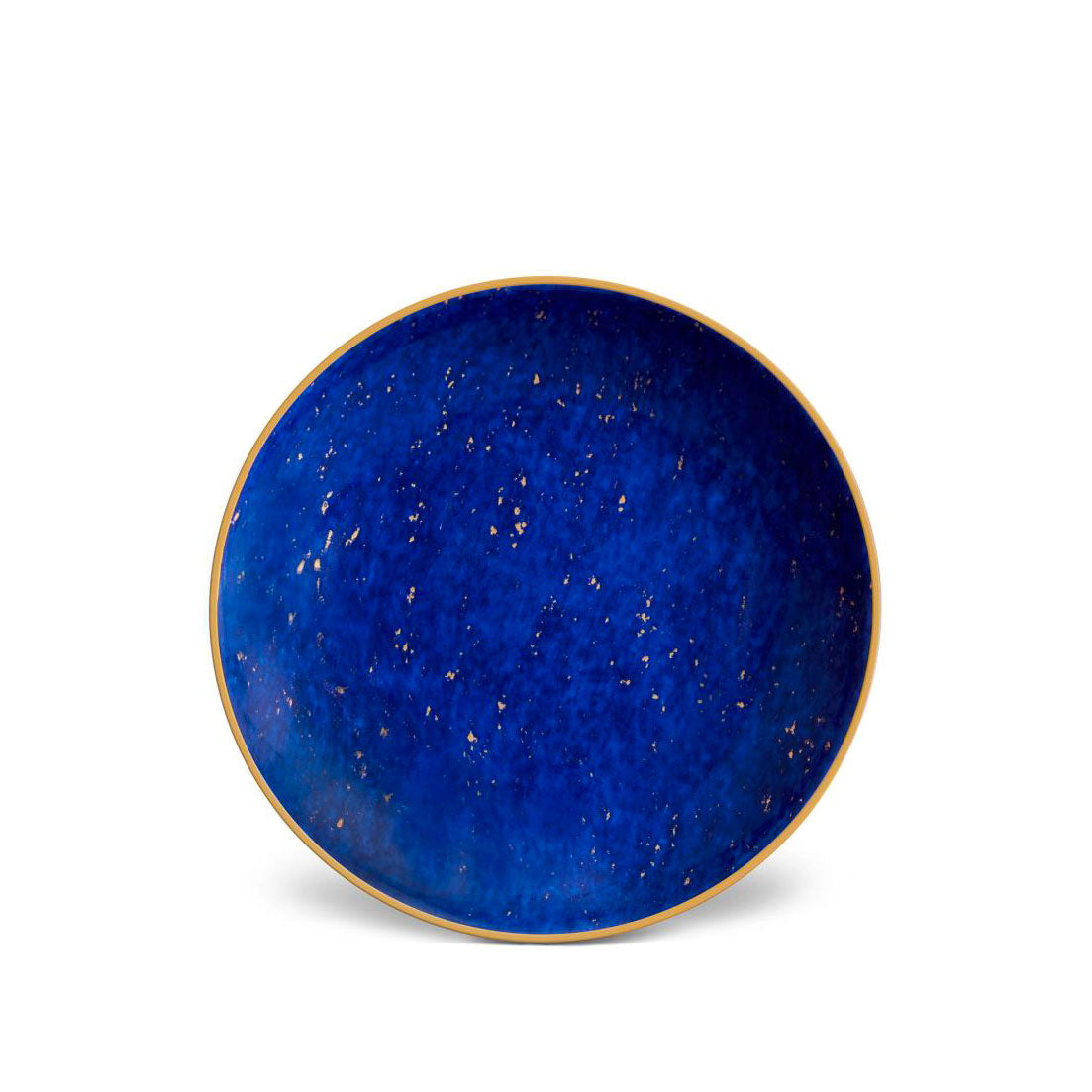 L'Objet Lapis Round Tray Small