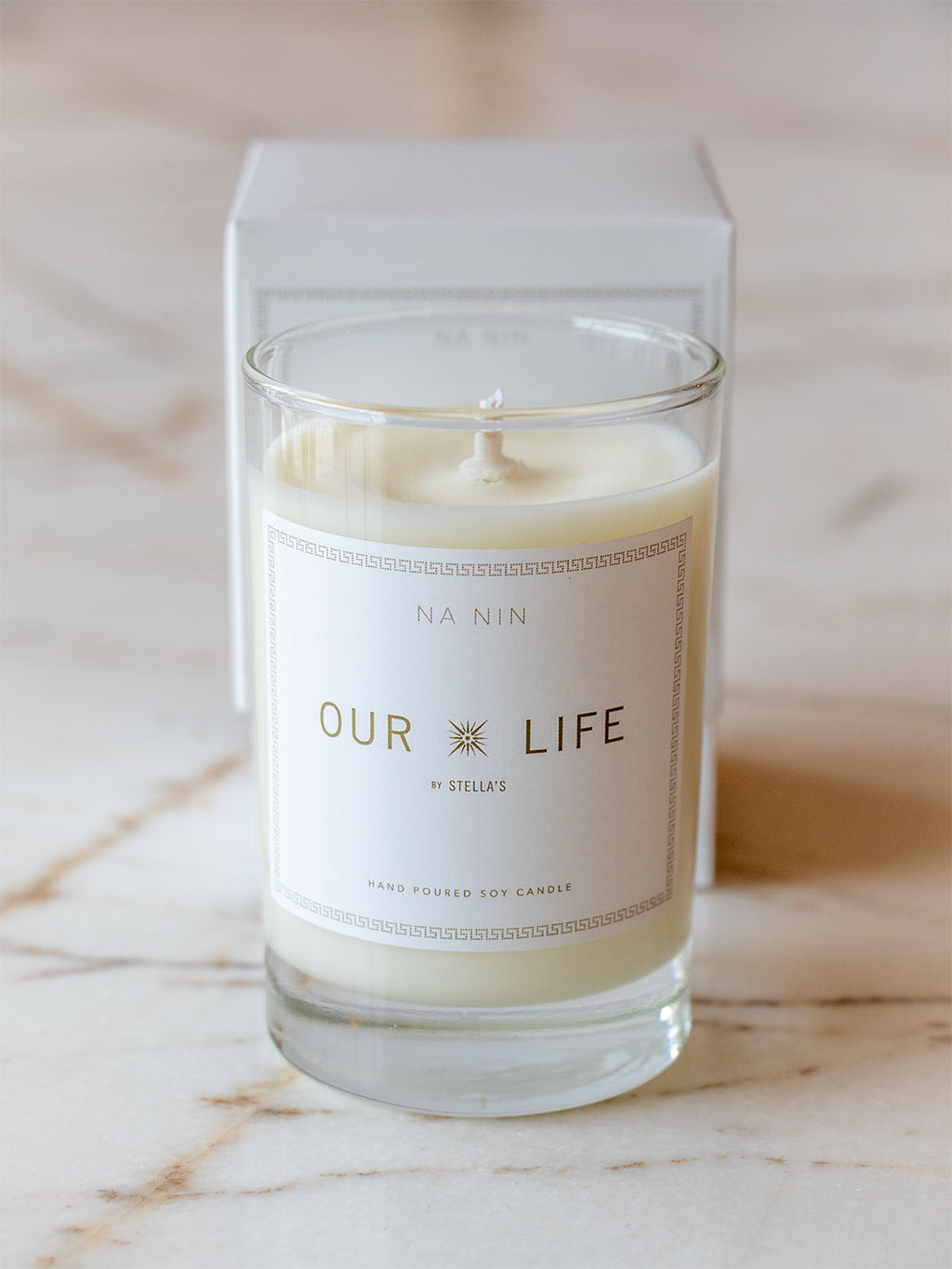 Na Nin x Our Life Candle 5oz