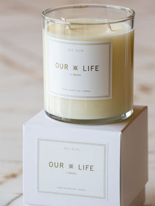 Na Nin x Our Life Candle 9oz