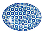 Ojai Small Blue Mosaic Serving Platter