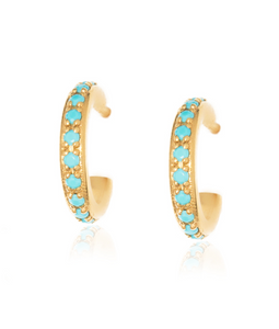 Turchese Stardust Earrings