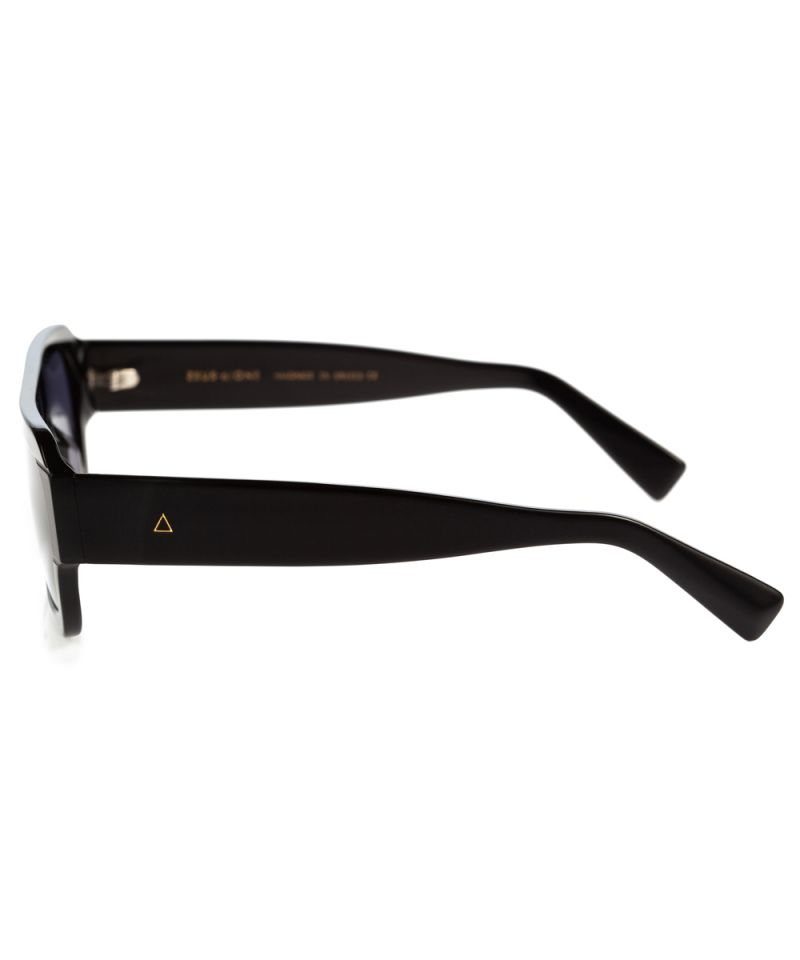 Zeus Onassis-Shape Sunglasses