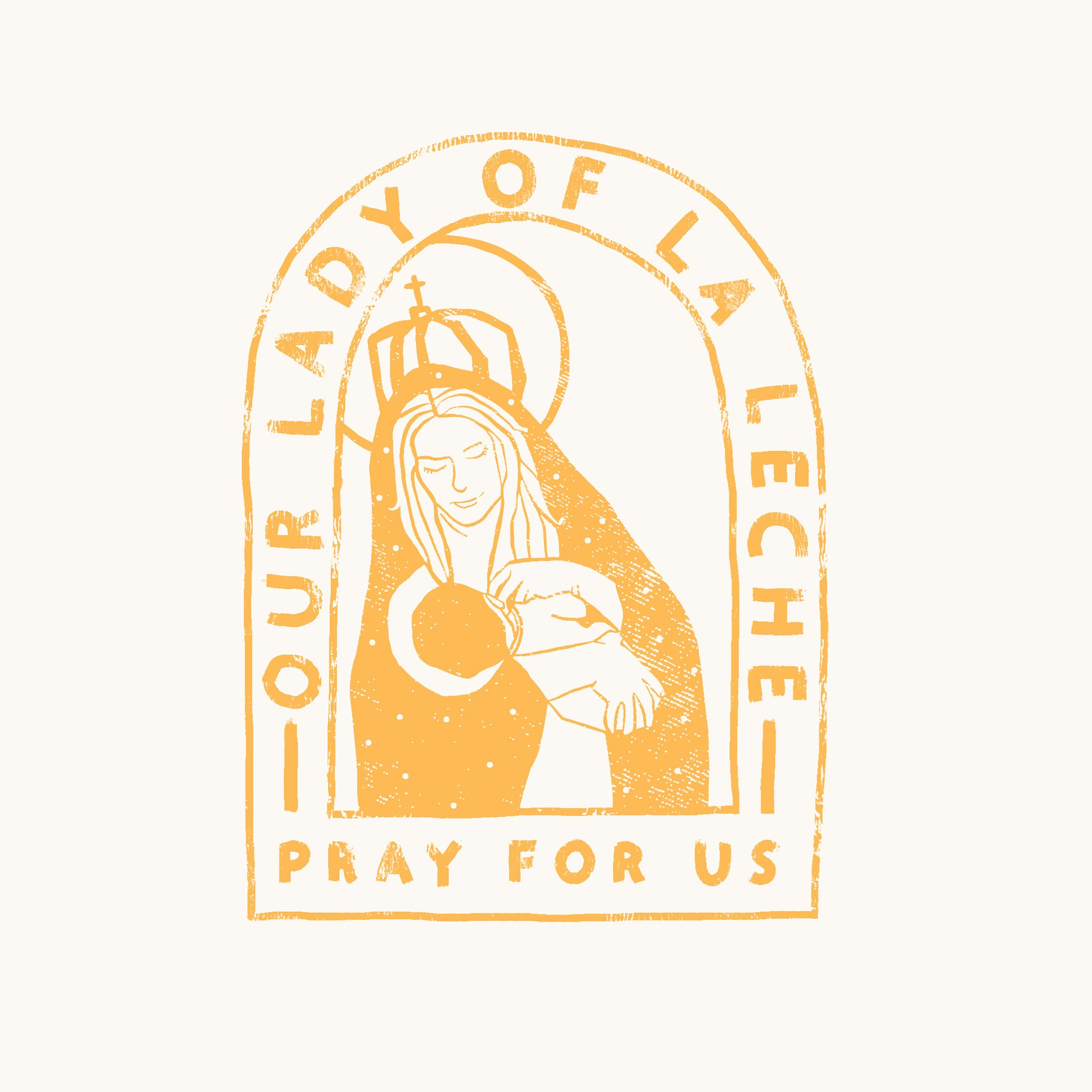 Our Lady of La Leche - World Breastfeeding Week