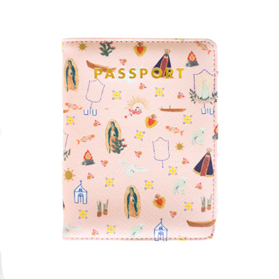 Marian Passport Holder