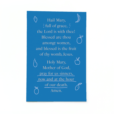 Liturgy of the Hours Cards - Digital Download