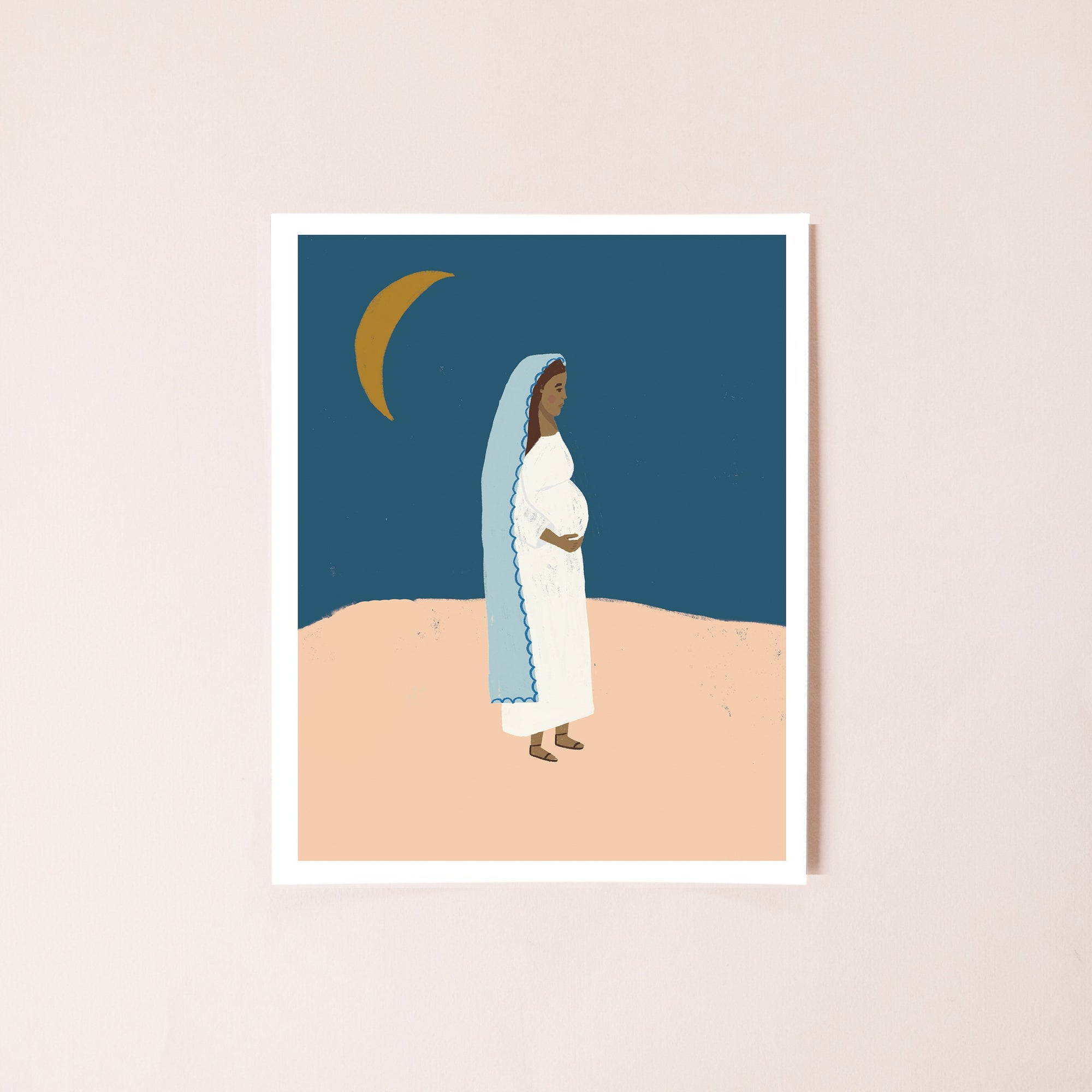 The Annunciation 8x10 Print