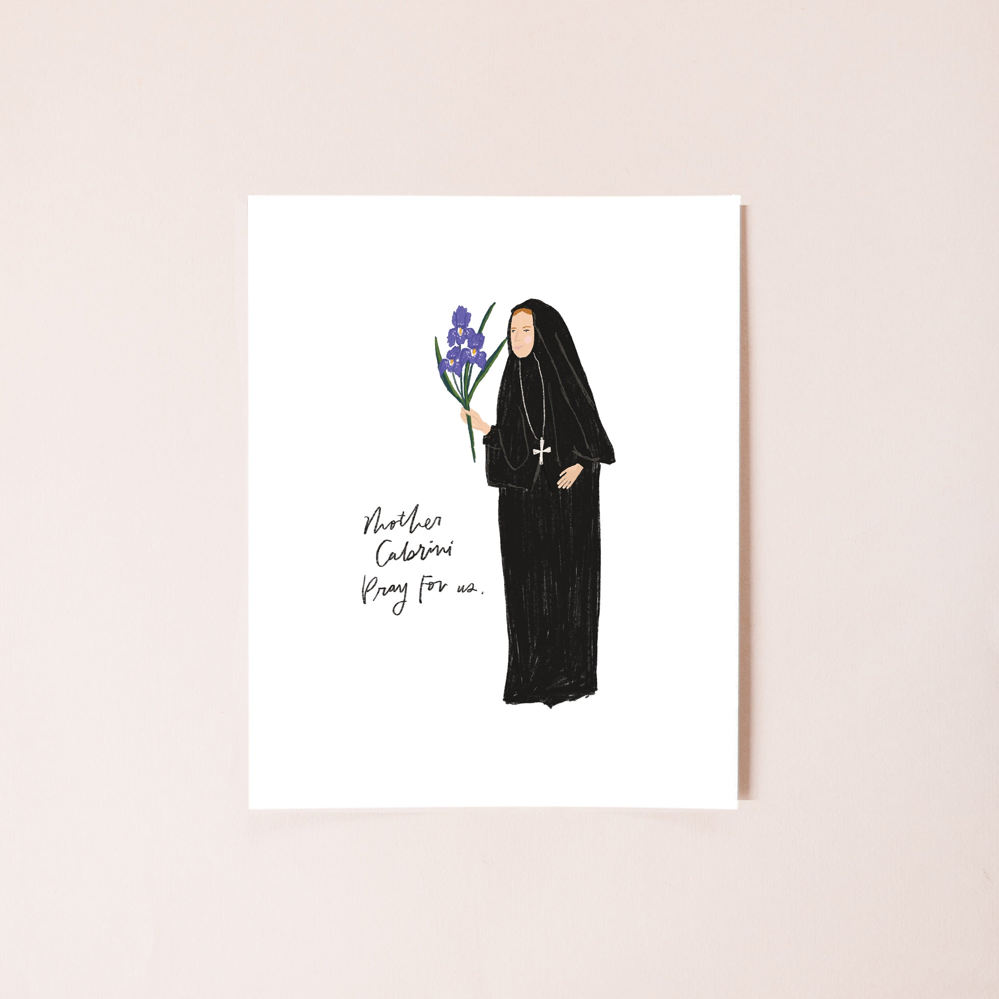 Mother Cabrini 8x10 Digital Download
