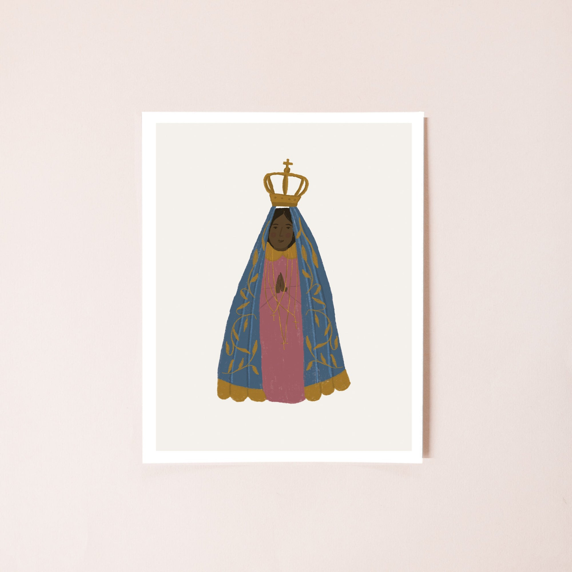Our Lady of Aparecida 8x10 Print