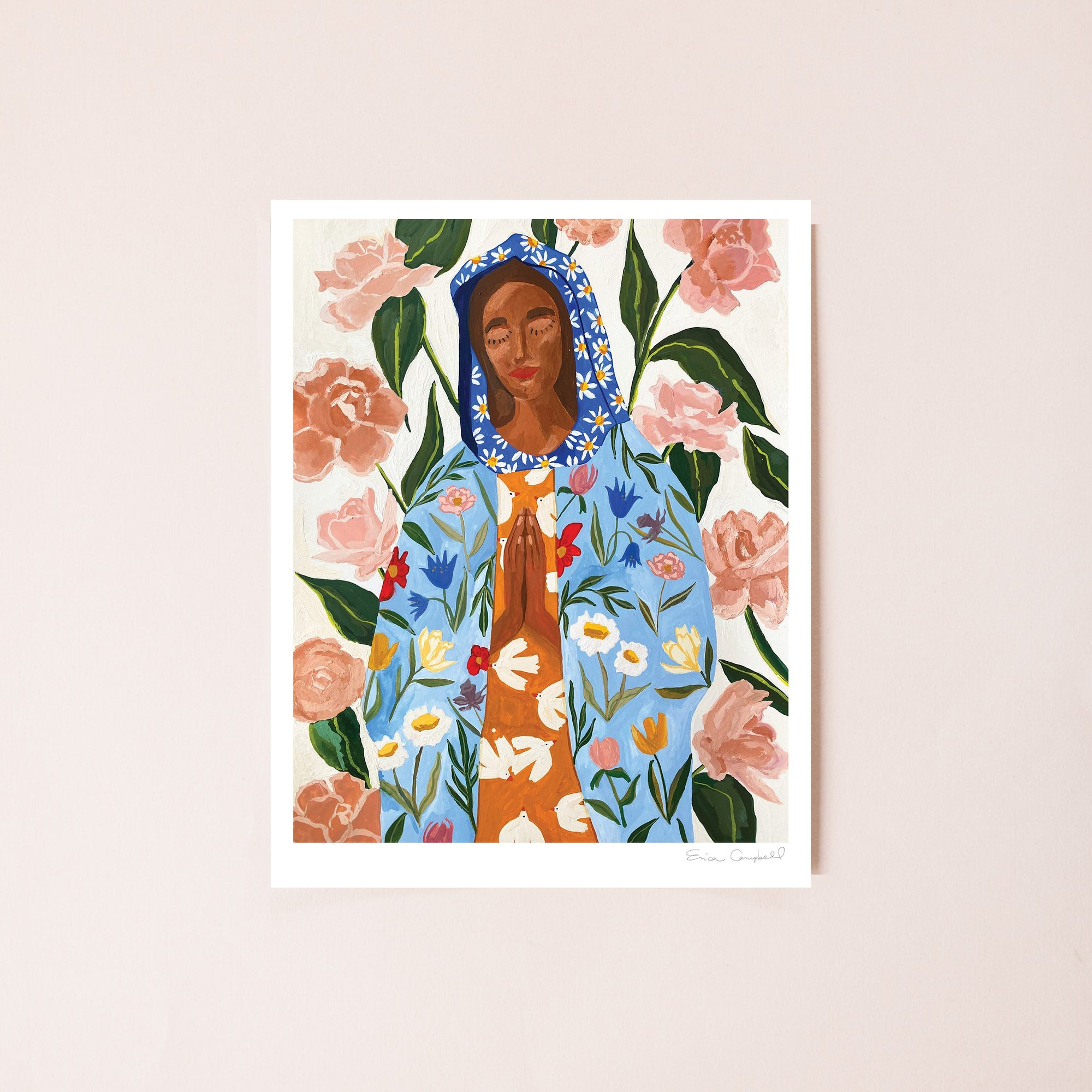 Our Lady of Perpetual Flourishing 11x14 Print