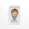 Saint Enamel Pins