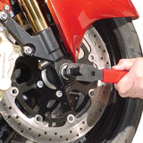 MOTORCYCLE AXLE WRENCH