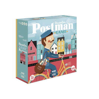 Game - Postman Observation Game - From londji games collection - Londji