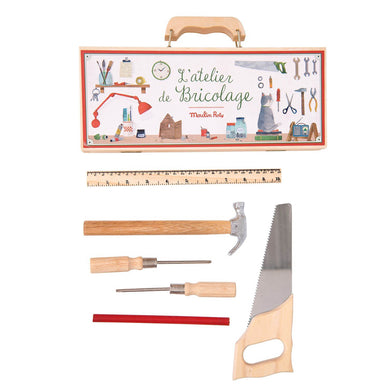 Les Jouets d'Hier - Small Tool Box Set